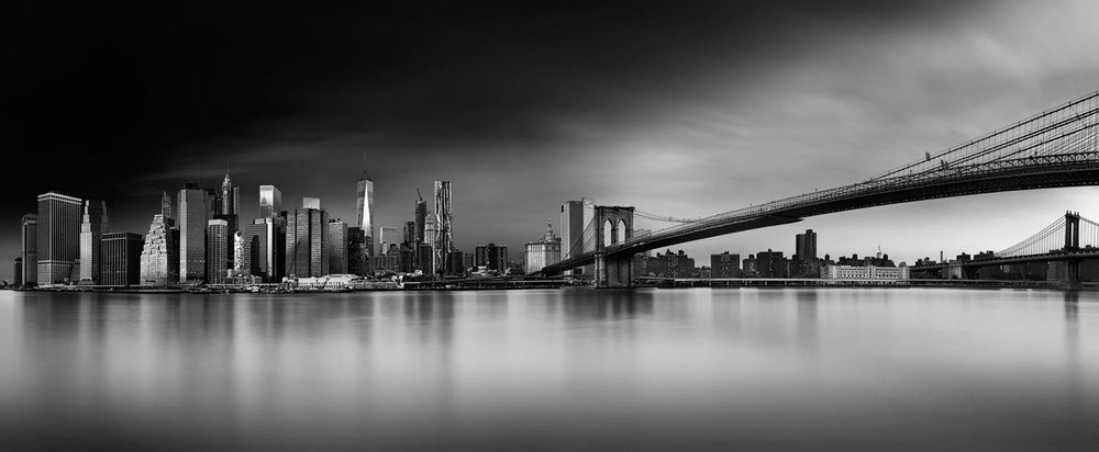 Manhattan by Nune Karamyan