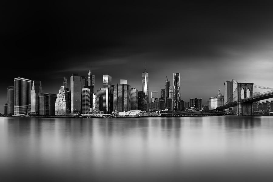 Manhattan by Nune Karamyan