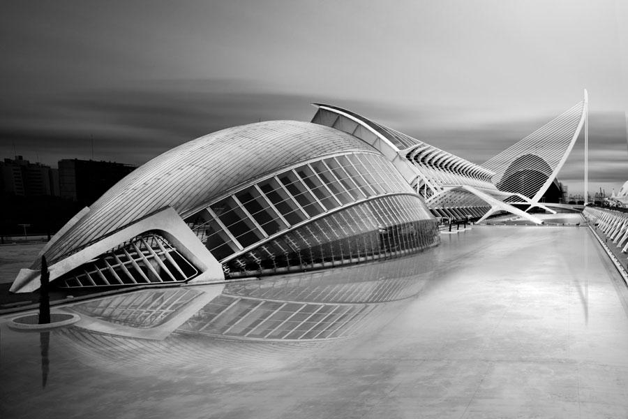 Calatrava II by Ted Andreasian