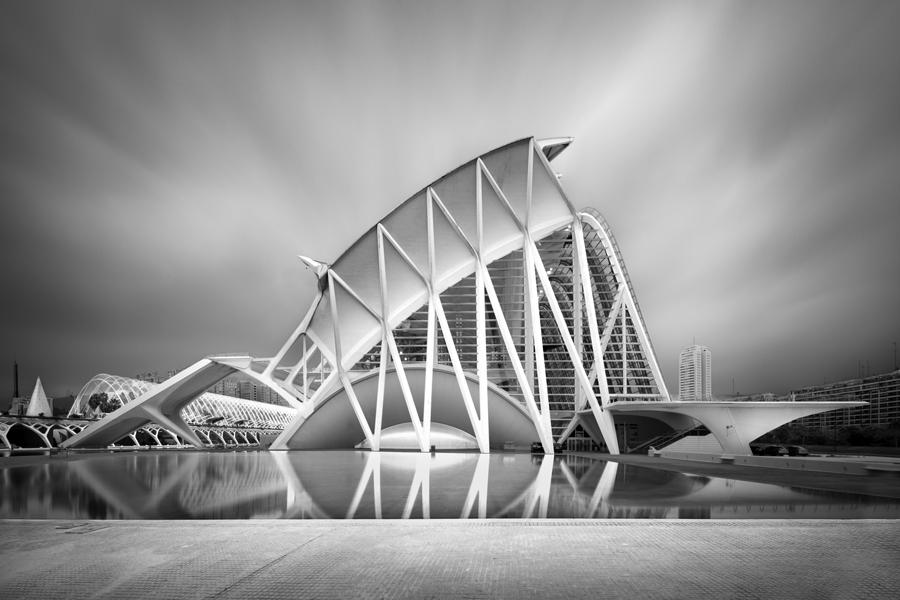 Calatrava I By Ted Andreasian