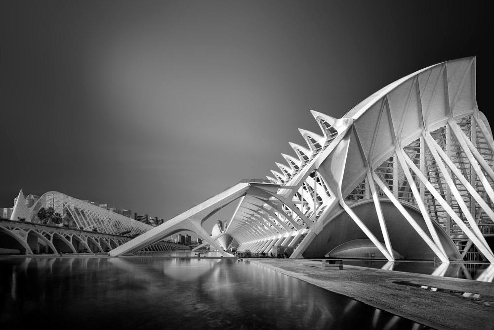 Calatrava III by Ted Andreasian