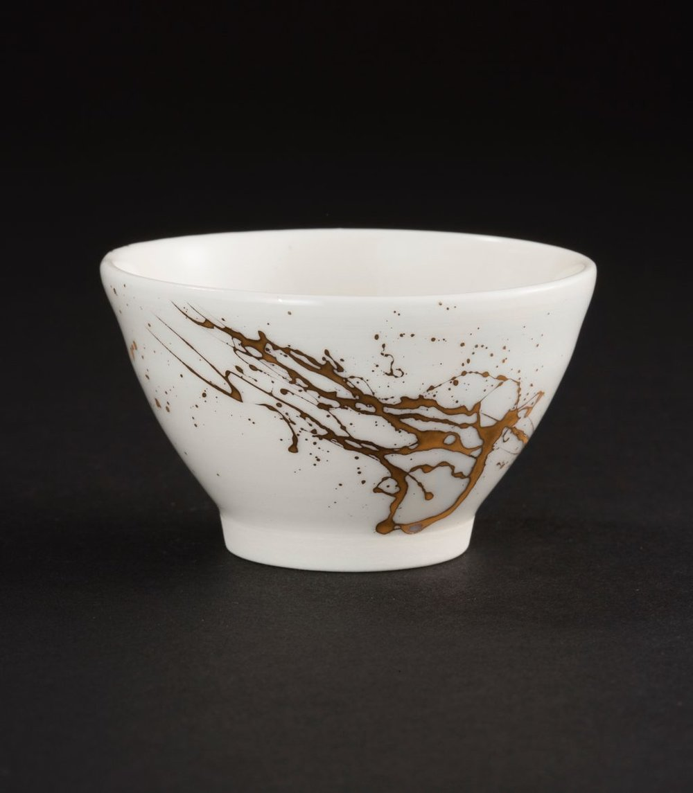 Copy of BUSHIDO SERIES PORCELAIN SAKE CUP