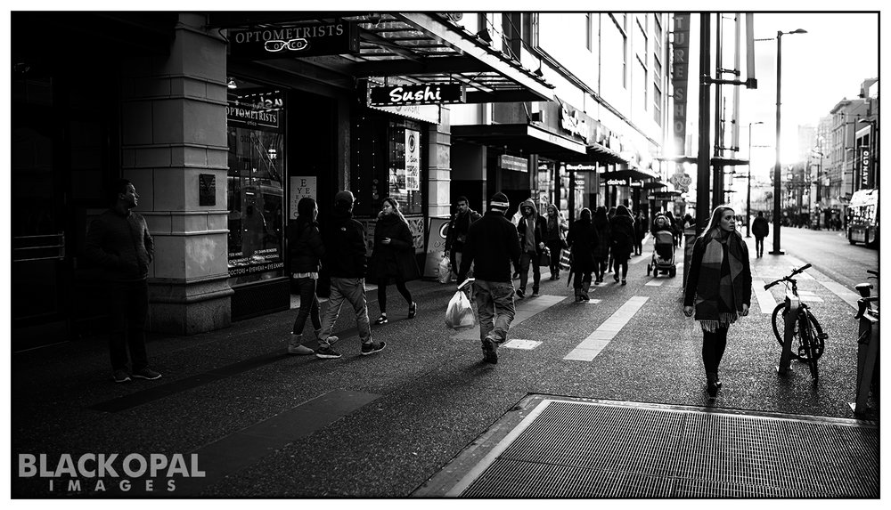 Street photography - Vancouver