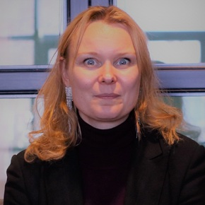 Professor Minna Pikkarainen - CONNECTED HEALTH, UNIVERSITY OF OALU