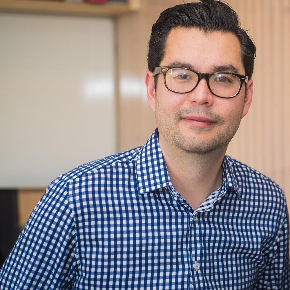 Alan Tsen - General Manager, Stone & ChalkCEO, Fintech Victoria.