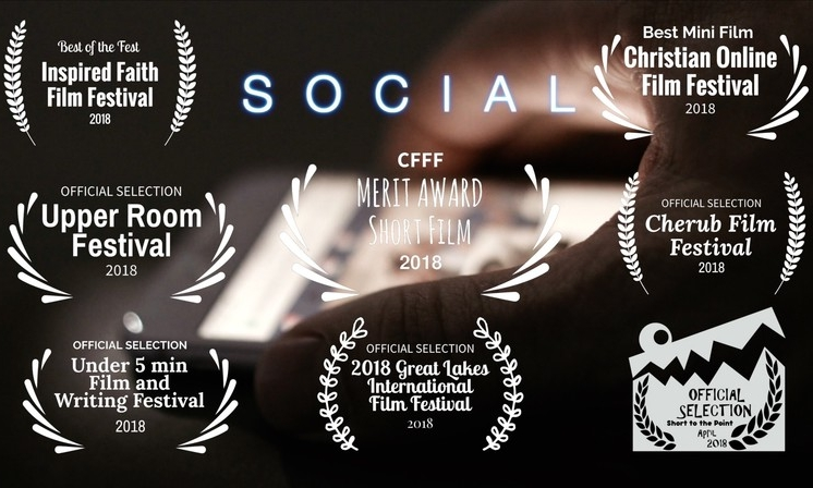 SOCIAL - (dir: Joey Katches/USA/3 min)A tale about a man so consumed with technology that he misses out on the simplest and best parts of life.