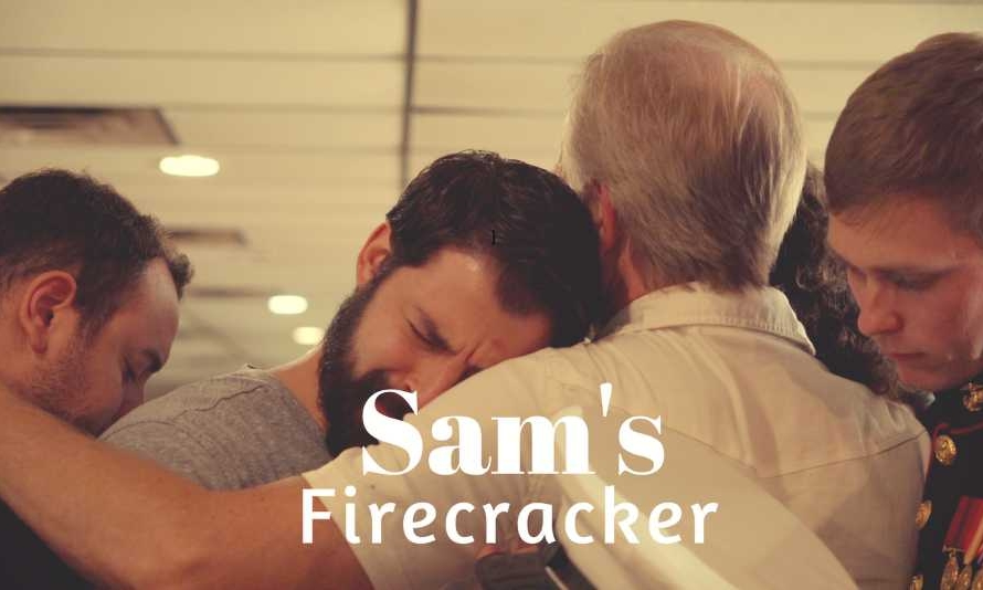 SAM'S FIRECRACKER - (dir: Aelita Archbold/USA/11 min)An Iraq war veteran with PTSD and his son must overcome huge obstacles to restore their relationship and for the son to understand that his father is a hero.