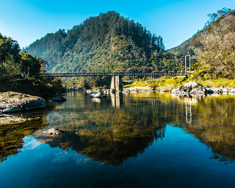 KARANGAHAKE GORGE   SH 2, Karangahake   The breathtaking Karangahake Gorge is a walker's paradise with an abundance of walkways and old tunnels where you can discover the rich history. The Windows Walkway would have to rate as one of the most stunning in the area.