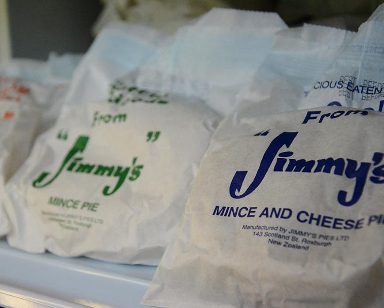JIMMYS PIES   143 Scotland St, Roxburgh   Jimmys pies are the best in the south, no question.