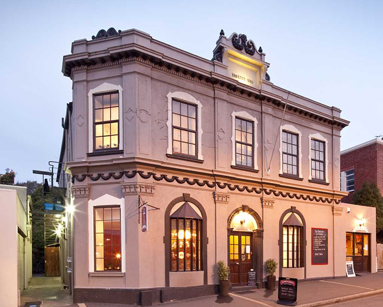 THE PORTSIDER   31 George St, Port Chalmers   Your good old fashion pub with craft beers, great food & a cosy fireplace.