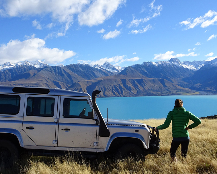 TASMAN VALLEY 4WD TOURS   Book at The Hermitage   Highly recommended to get up close to the impressive Tasman Glacier.