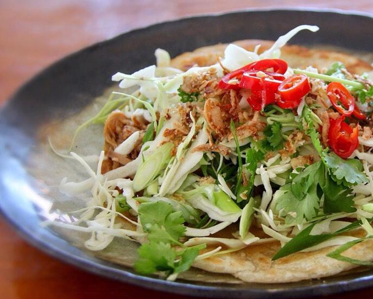 FEDERAL DINER   47 Helwick St, Wanaka   Gotta get the Roti'n Roll!