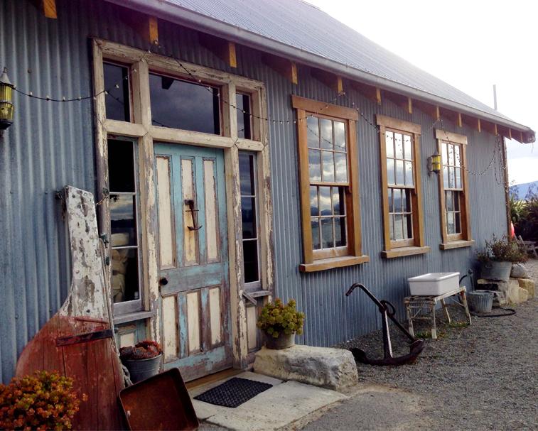 FLEUR'S PLACE   169 Haven St, Moeraki   Fleurs Place is a must do for lunch!