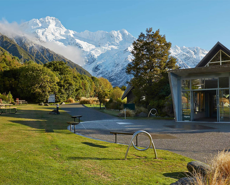 MT COOK    Glentanner Holiday Park Mount Cook State Highway 80, Mount Cook