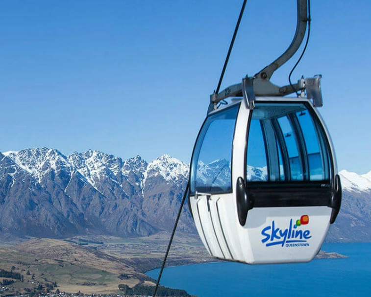 SKYLINE GONDOLA   Brecon St, Queenstown   Ride the Gondola high above Queenstown to discover a view you'll never forget.