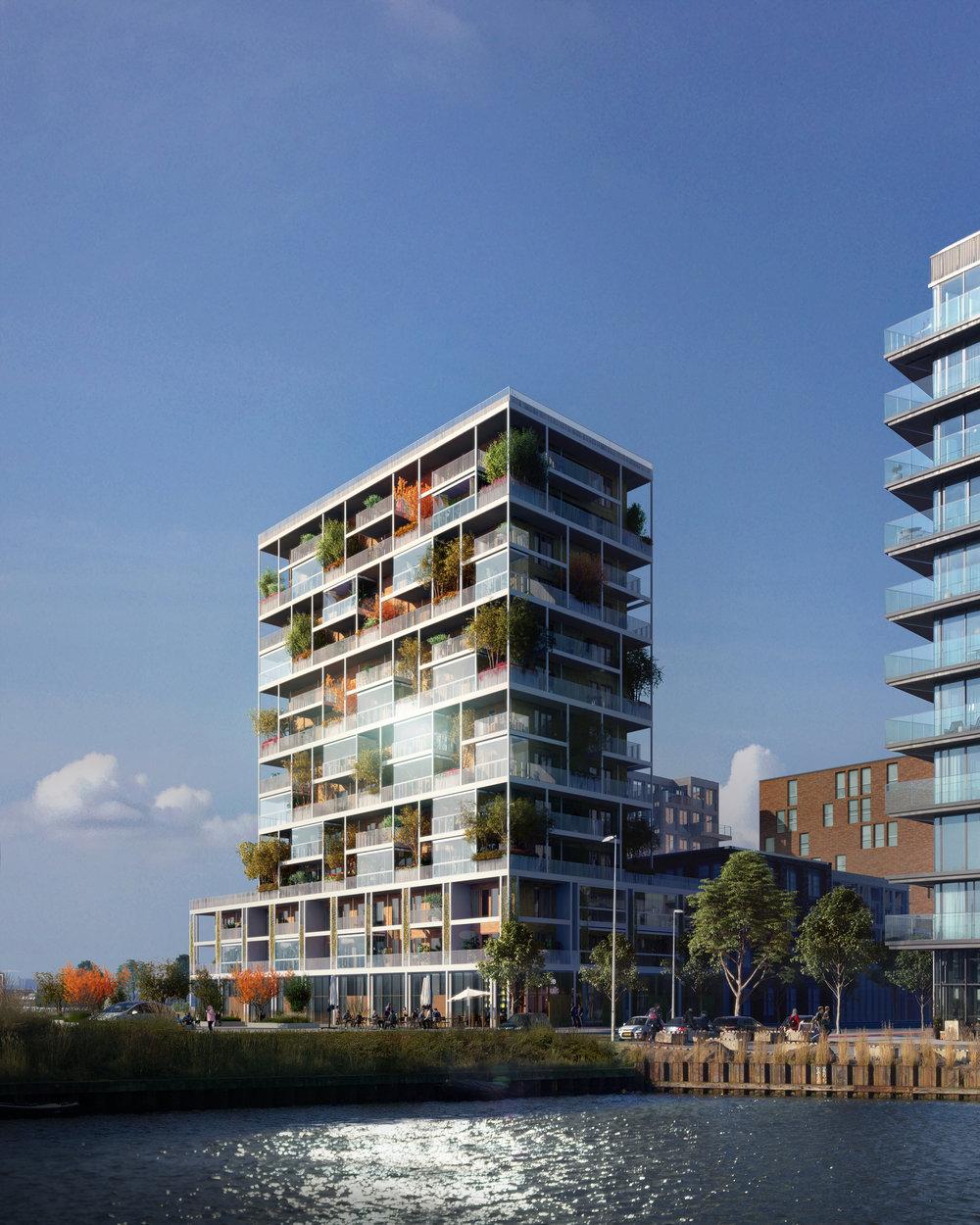 Stories - Appartementen Buiksloterham, Amsterdam