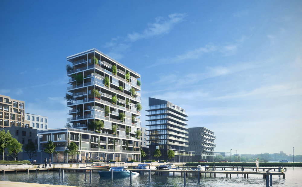 Stories - Appartementen Amsterdam, Buiksloterham