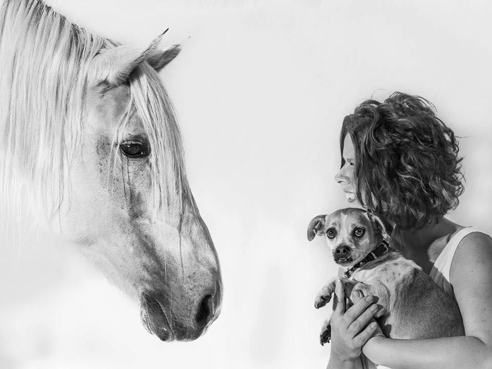 Hoi, ik ben Sonja - In 1974 ben ik geboren. Ik had geen betere plek kunnen uitzoeken, een mooi thuis op de Veluwe, omringt door natuur, paarden en vele andere dieren.
