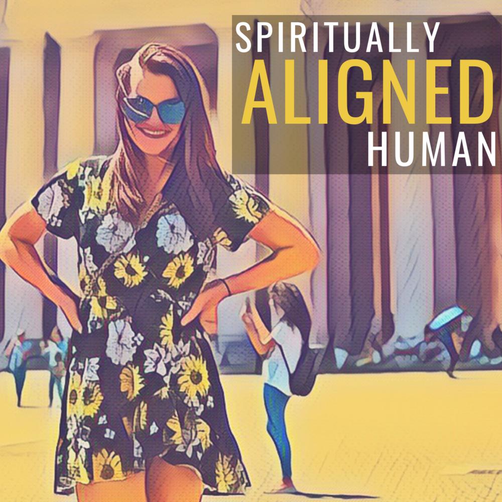 spiritually aligned human