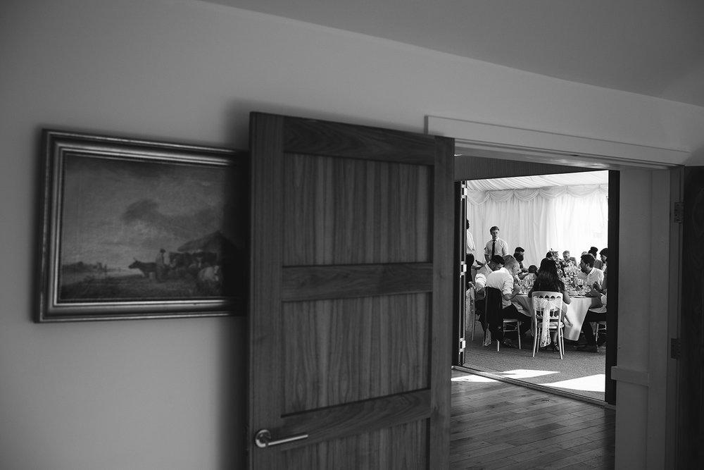 Wedding dining room