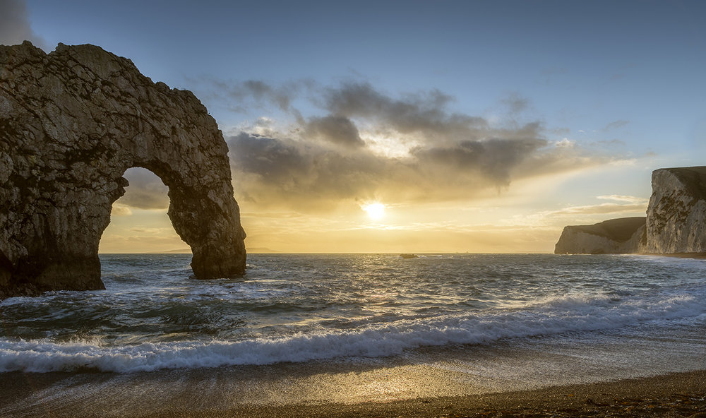 Durdle Door -