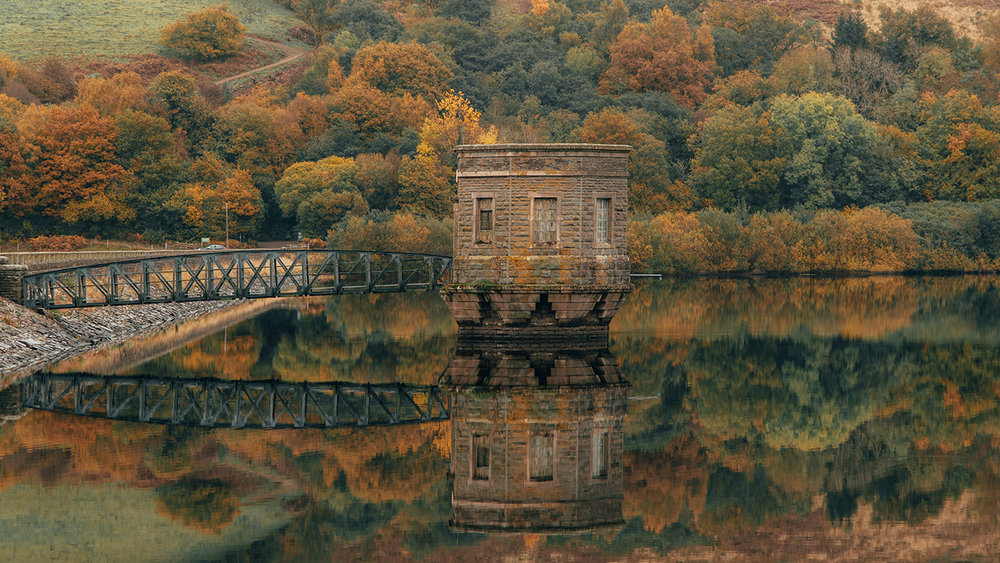 Talybont Reflection -