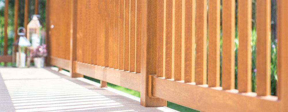 PVC Balustrade