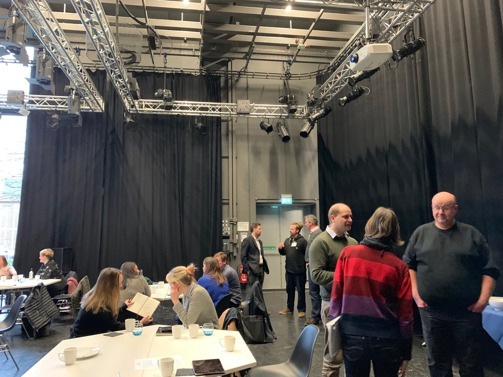 The STBAH ACE event has helped facilitate introductions and potential research collaborations at the University of Bath