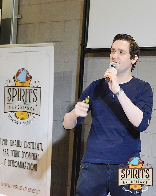 Recently Chris Moore (a.k.a. @mr.calvados) was awarded at the Annual Spirited Awards. Guess where he was few months ago? Read the full article on our Facebook page.