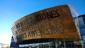 The Wales Millennium Centre is an icon of Wales, a small and clever country