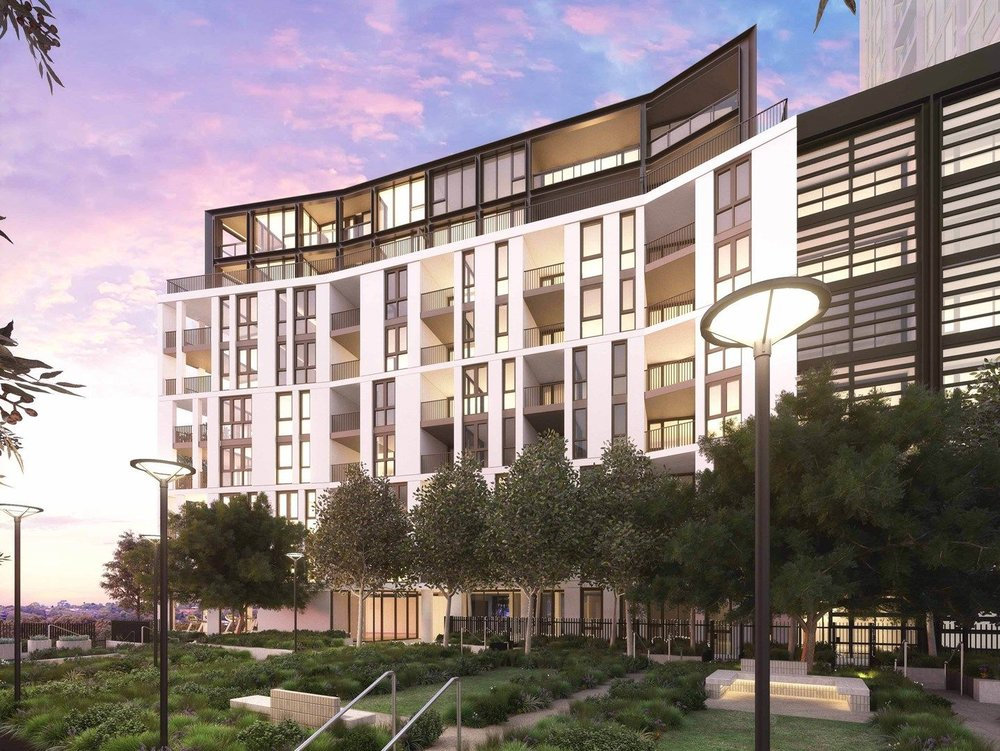 Pavilions - Positioned at the gateway of Sydney Olympic Park's vibrant new town centre, living at Pavilions puts you at the centre of a place that's future is bright, with an eclectic mix of local culture and flavour, world-class lifestyle entertainment and connection.