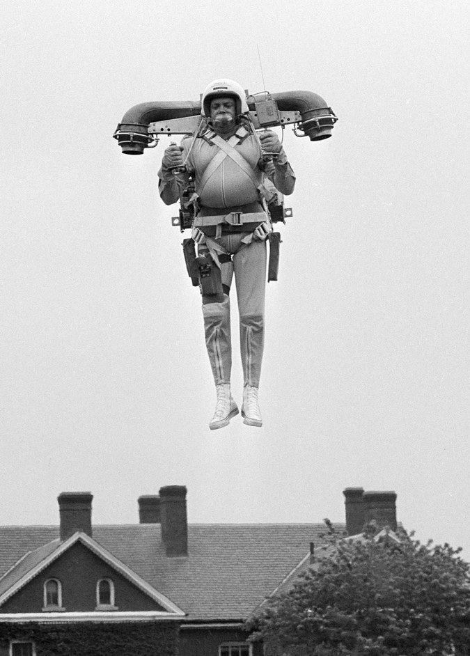The Classic Jetpack -