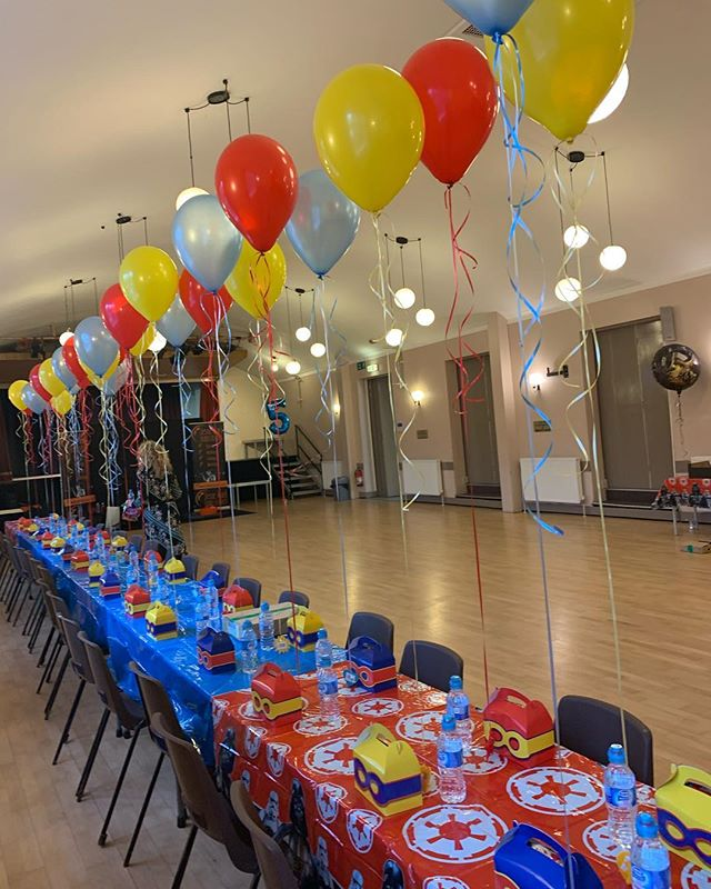 A wonderful day organising a lovely Jetpack home clients children's birthday party. #jetpack #jetpackhome #electricswan #party #childrensbirthdayparty #newcastle #ponteland #pontelandmemorialhall