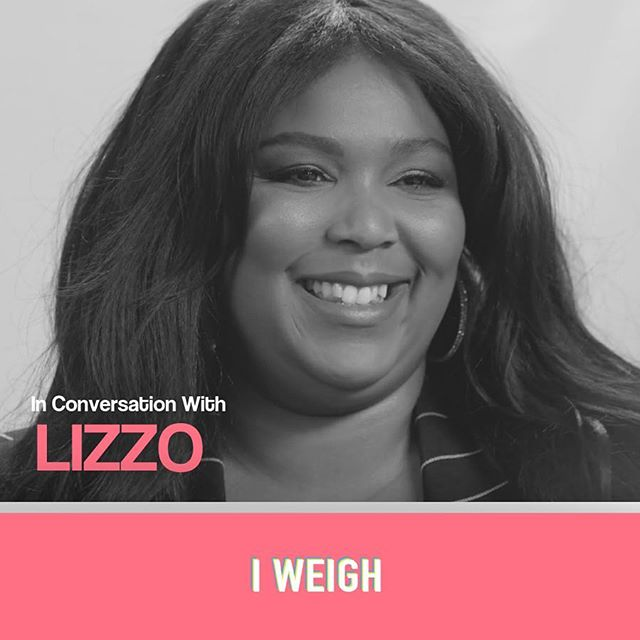 Tomorrow 8am UK time on @i_weigh IGTV @lizzobeeating For I Weigh Interview Series 🔥🔥🔥 #iweigh #lizzo #socialmediamarketing #bodypositive