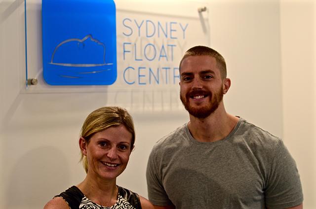 float-reception