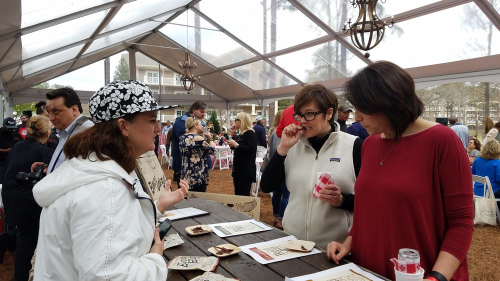 Lake Oconee Wine & Food Festival March 2017