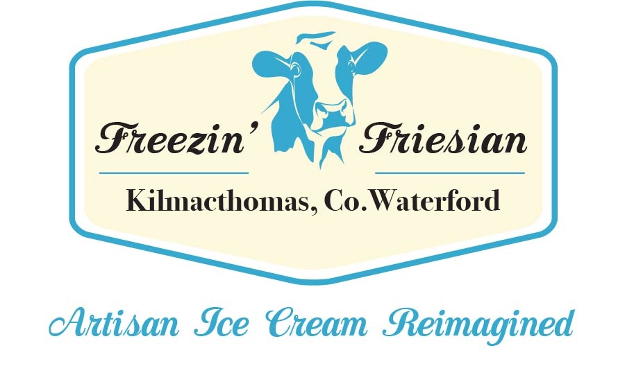 Freezin' Friesian