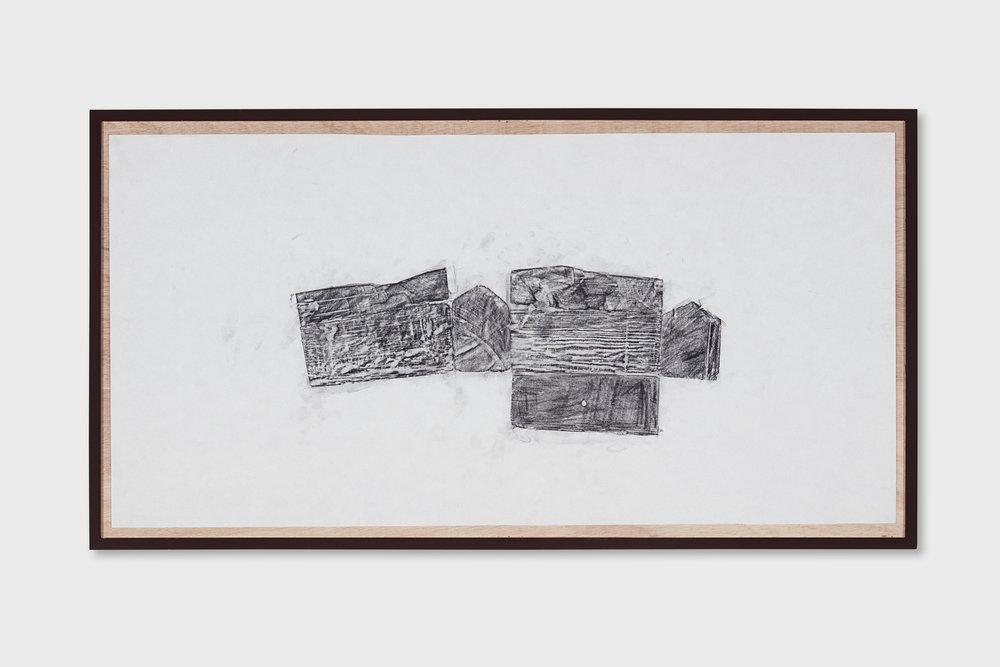 6.Detalhe da Instalação Primeiro Ato_Frotagem sobre papel 50x100cm_s_titulo_Oficina Cultural Oswald de Andrade_2017.jpg