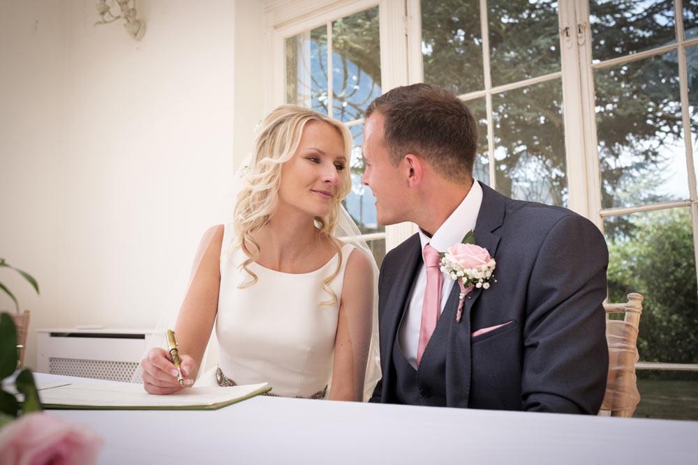 barton hall wedding videography