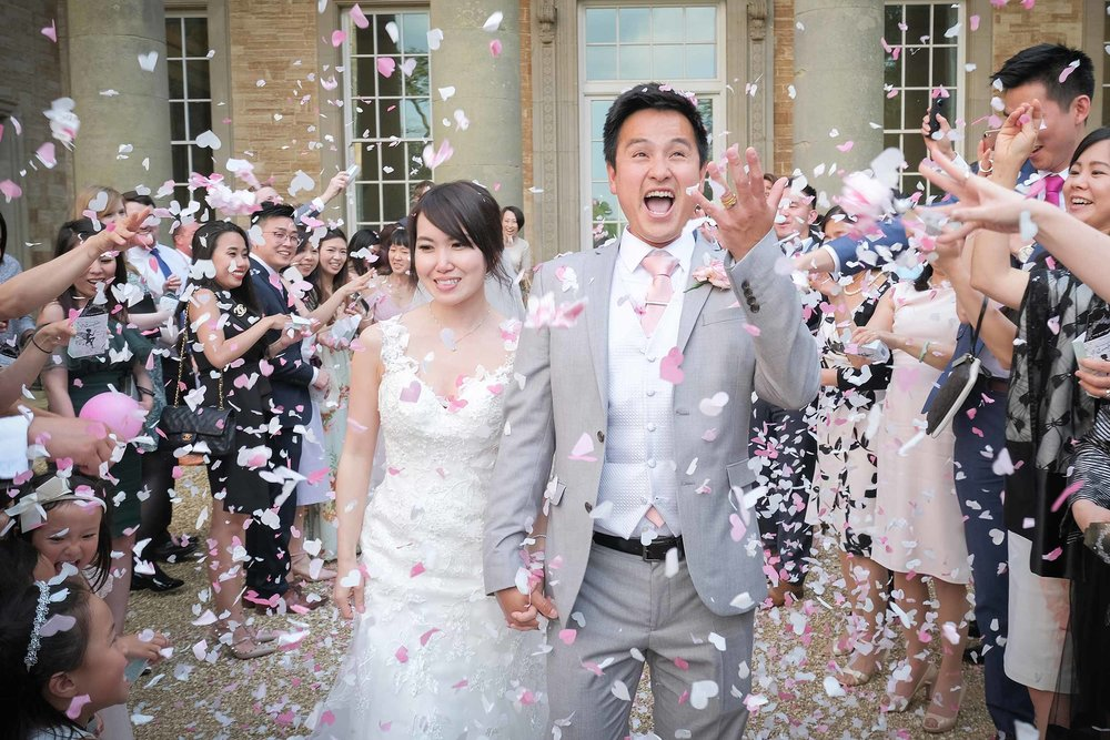 kettering wedding videographer