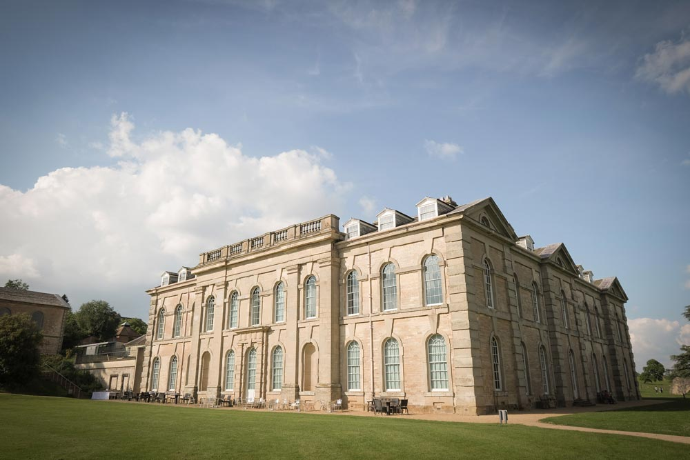 compton verney wedding video