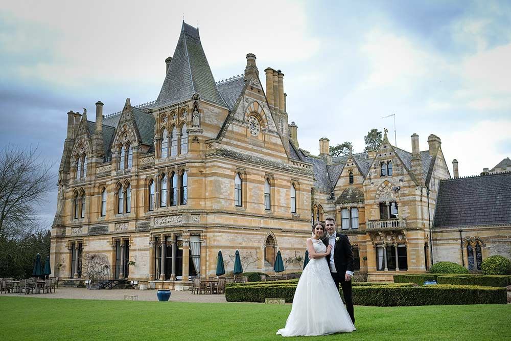 ettington park hotel wedding videographer