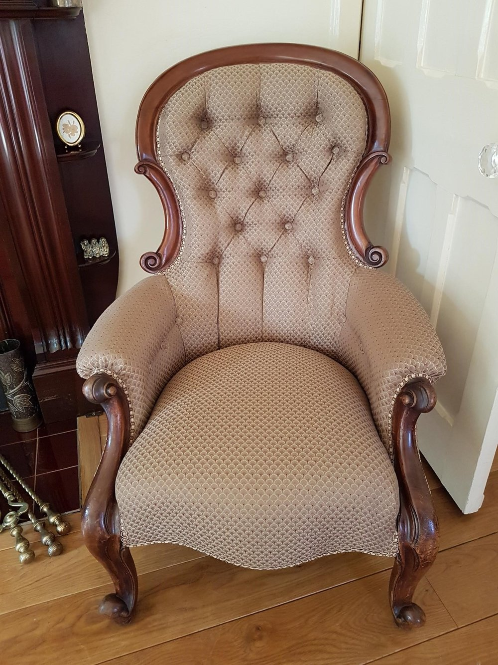 Antique Chair - After