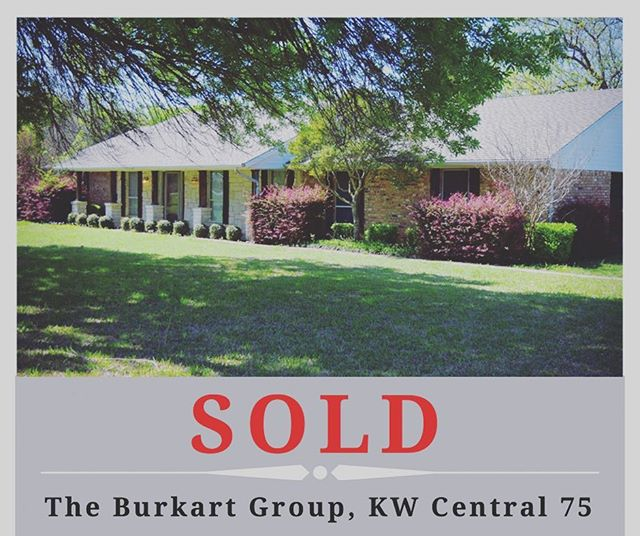 Another Wylie home has SOLD SOLD SOLD by the Burkart Group.  Let us list your home...we are your neighborhood experts!