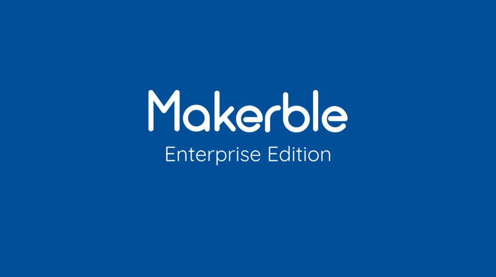 Makerble Enterprise Edition logo.png