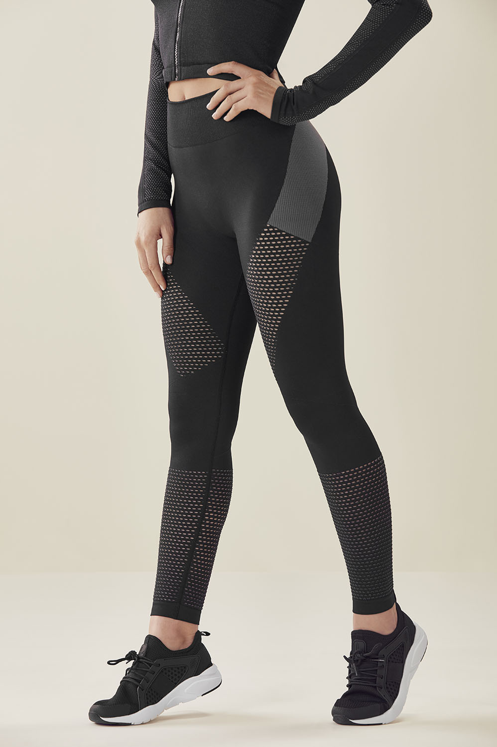 SEAMLESS PRINTED LEGGING Demi Lovato Fabletics
