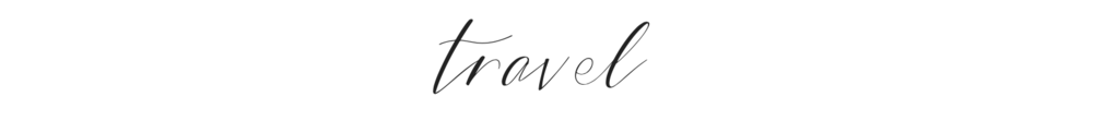 Travel missblondeambition
