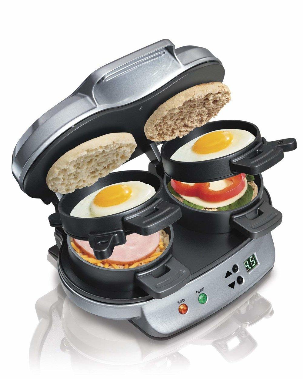 Hamilton Beach 040094923793 25490A Dual Breakfast Sandwich Maker.jpg