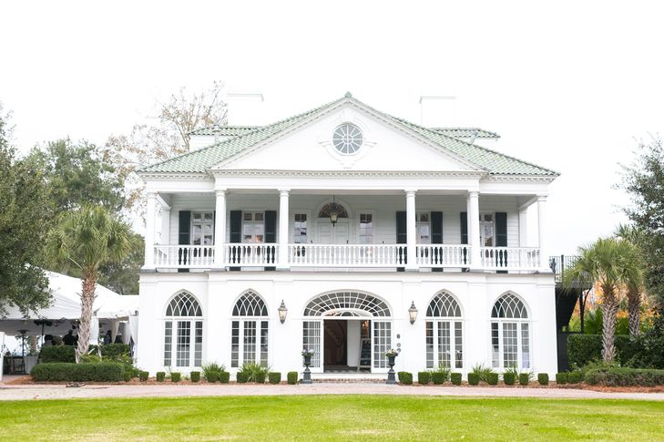 Lowndes Grove Plantation Dream Wedding