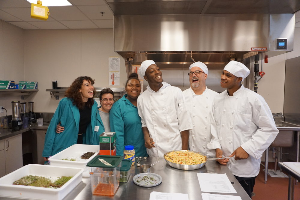 PHILLIPS ~ Growing Futures Program - At our Laurel campus, offering aculinary arts & urban agriculturecareer & technical education program.Click here for more information.